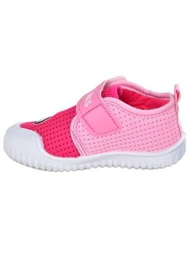 Gezer Gezer 03034-35 Günlük Cırtlı Kız/Erkek Çocuk Spor Ayakkabı Fuşya